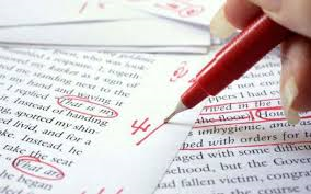 Editing & Proofreading Tenders