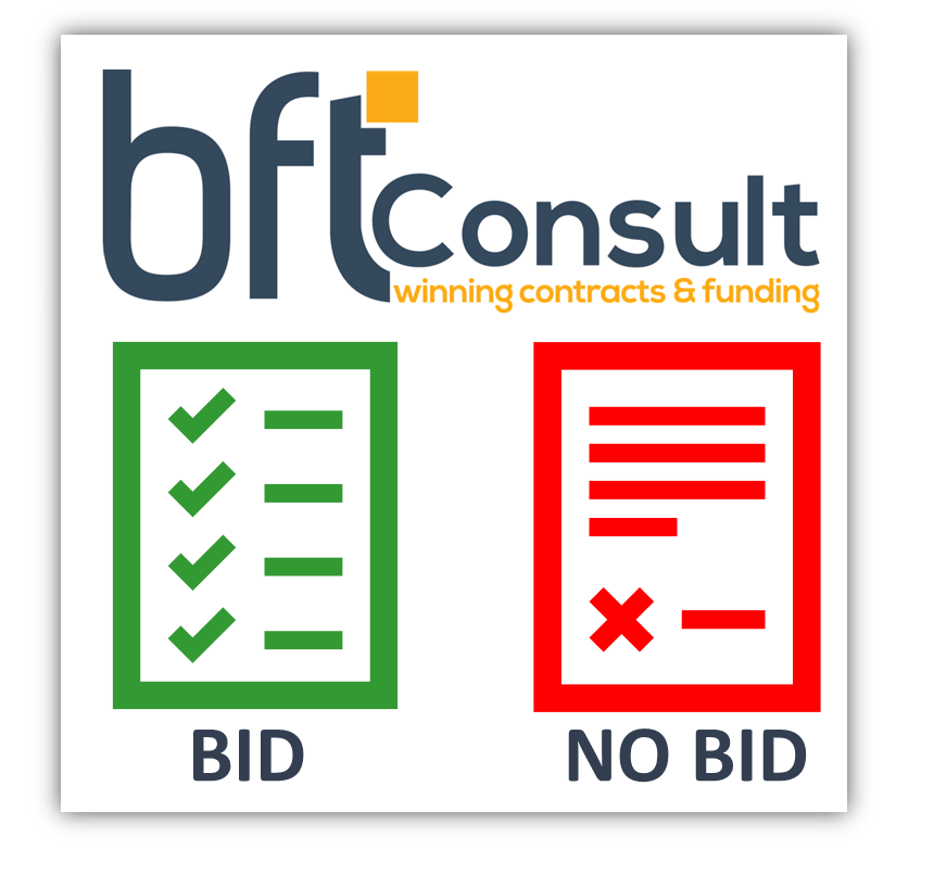 Bid / No Bid Decisions