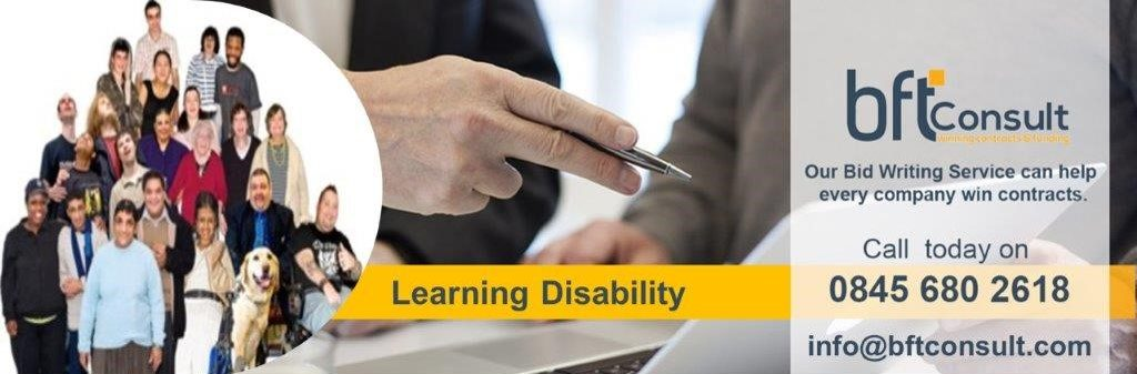 Learning Disability Tenders