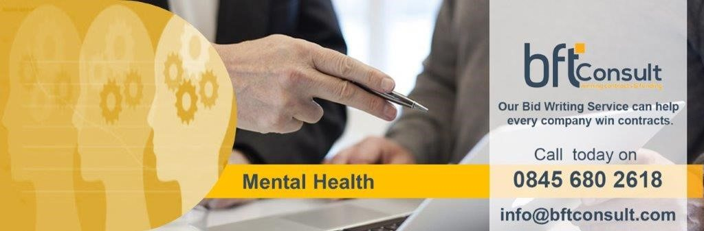Mental Health Tenders