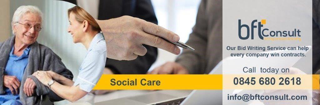 Social Care Tenders