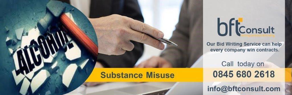 Substance Misuse Tenders