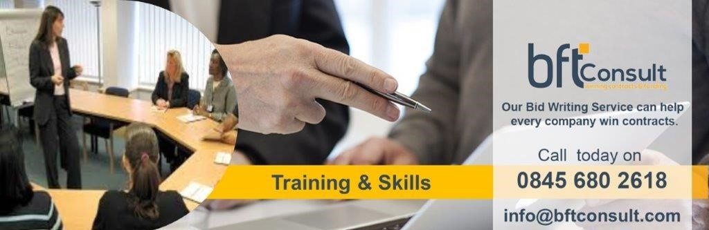 Training, Skills & Employment Tenders