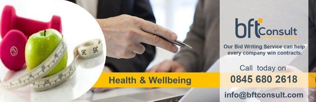 Health & Wellbeing Tenders