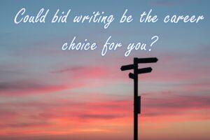 What is a Bid Writer